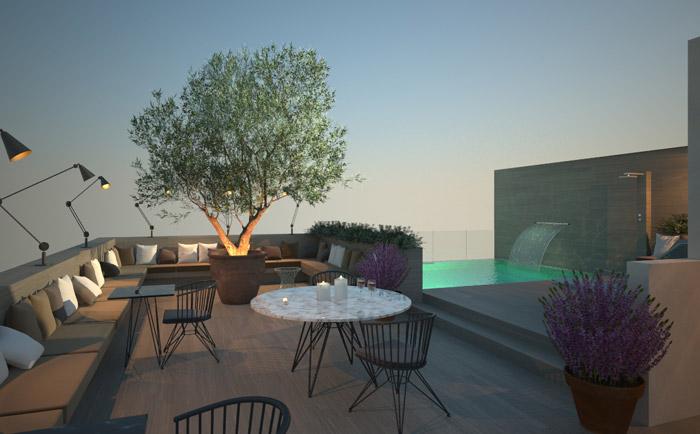 Acht neue design hotels for Neue design hotels